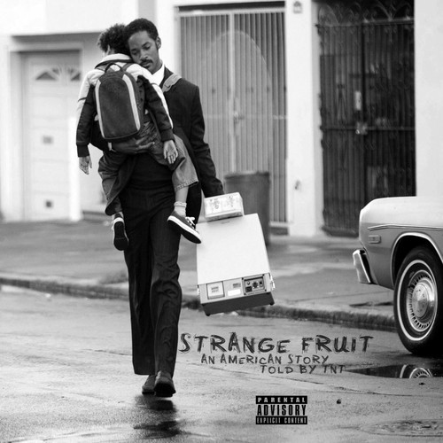 Strange Fruit Song Cover Art