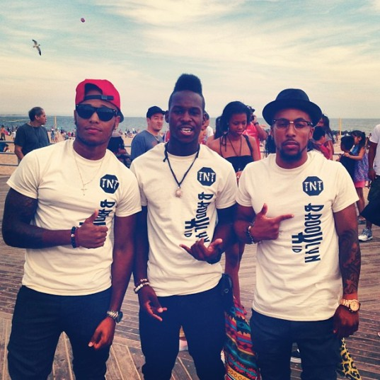 TNT Music Group Members